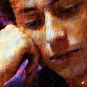 Portrait Peinture numérique art digital