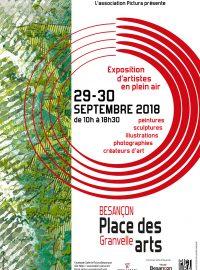 Pictura Place Des Arts Besançon Sept 2018