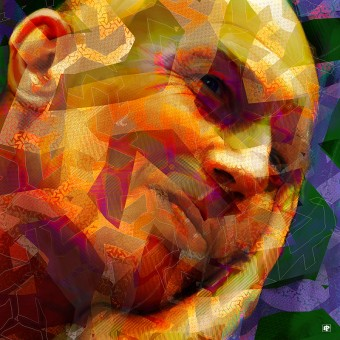 Digital Painting Portrait, art digital