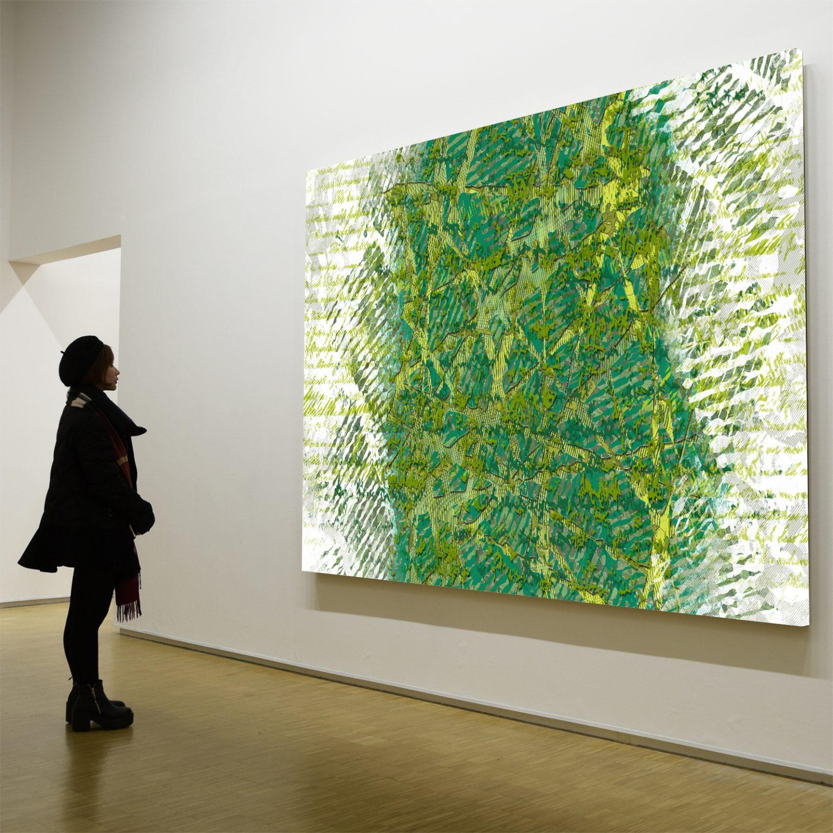 Artiste créateur d'œuvres numériques originales Art et Décoration personnalisée