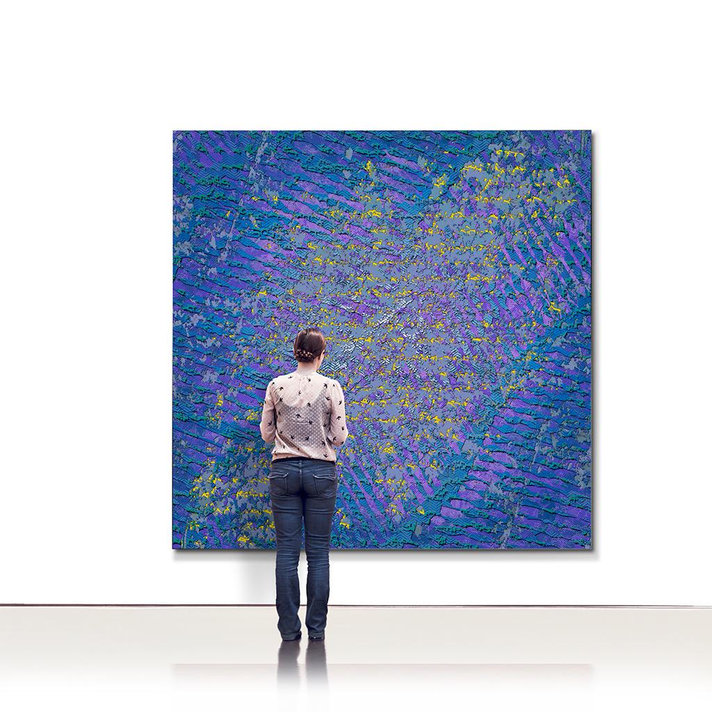 Artiste créateur d'œuvres numériques originales grands formats Art et Décoration personnalisée