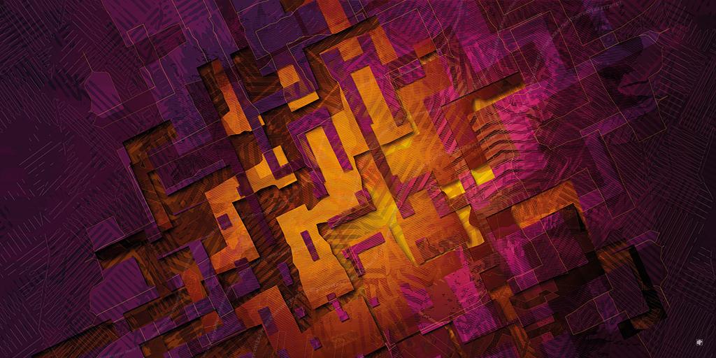 creation digitale imprimée sur mesure