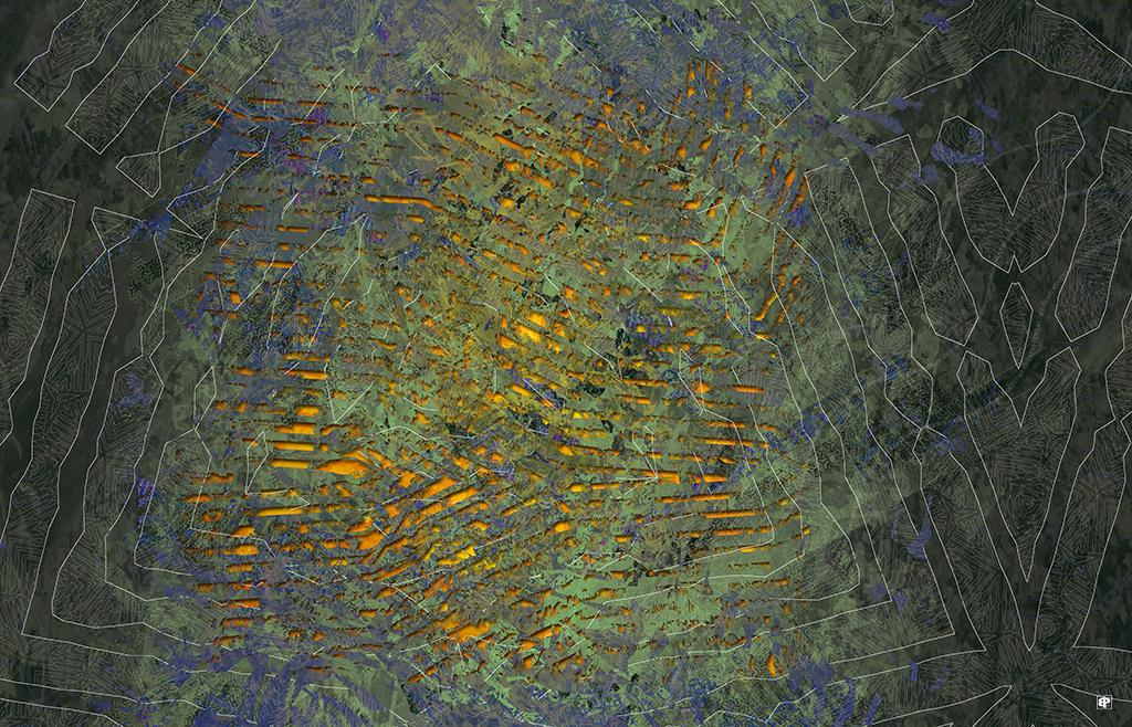 Création numérique Art digital Wall Paper