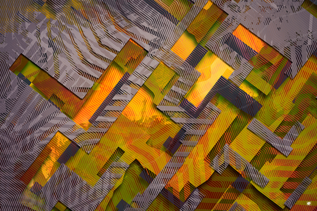 Art mural creation digitale
