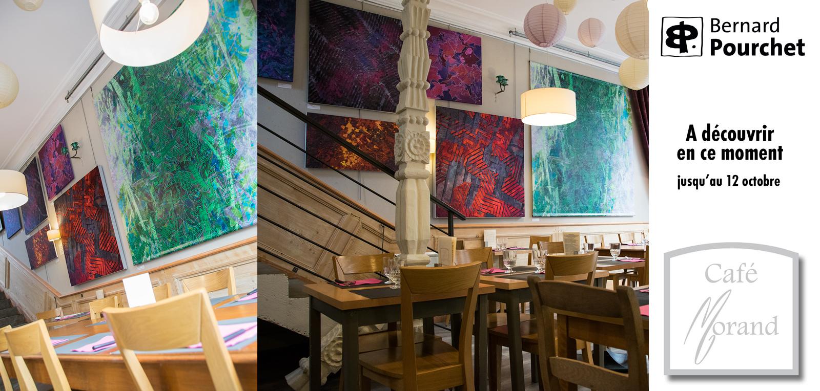 Exposition Café Morand Besançon