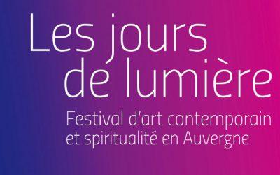 Le festival biennal Les Jours de Lumière 2021