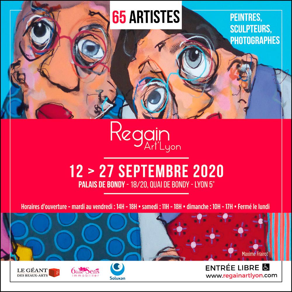 Regain Art'Lyon 2020