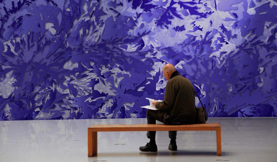 artiste digital, créateur d'œuvres numériques - art mural - art wall - décoration murale originale imprimée