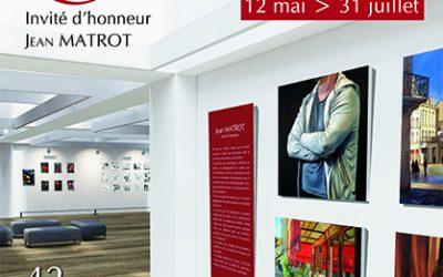 Salon d'Artistes Fontaine Les Dijon